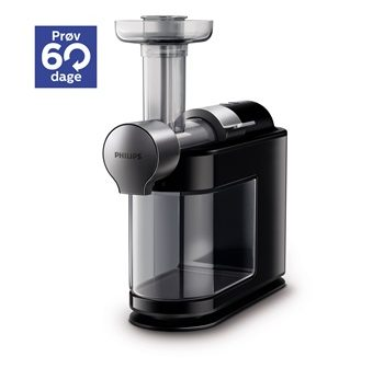 Slow Juicer Philips Test : Philips HR1896/70 slow juicer - Test, anmeldelse og priser