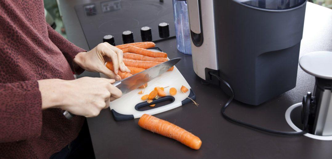 Juicer og gulerødder