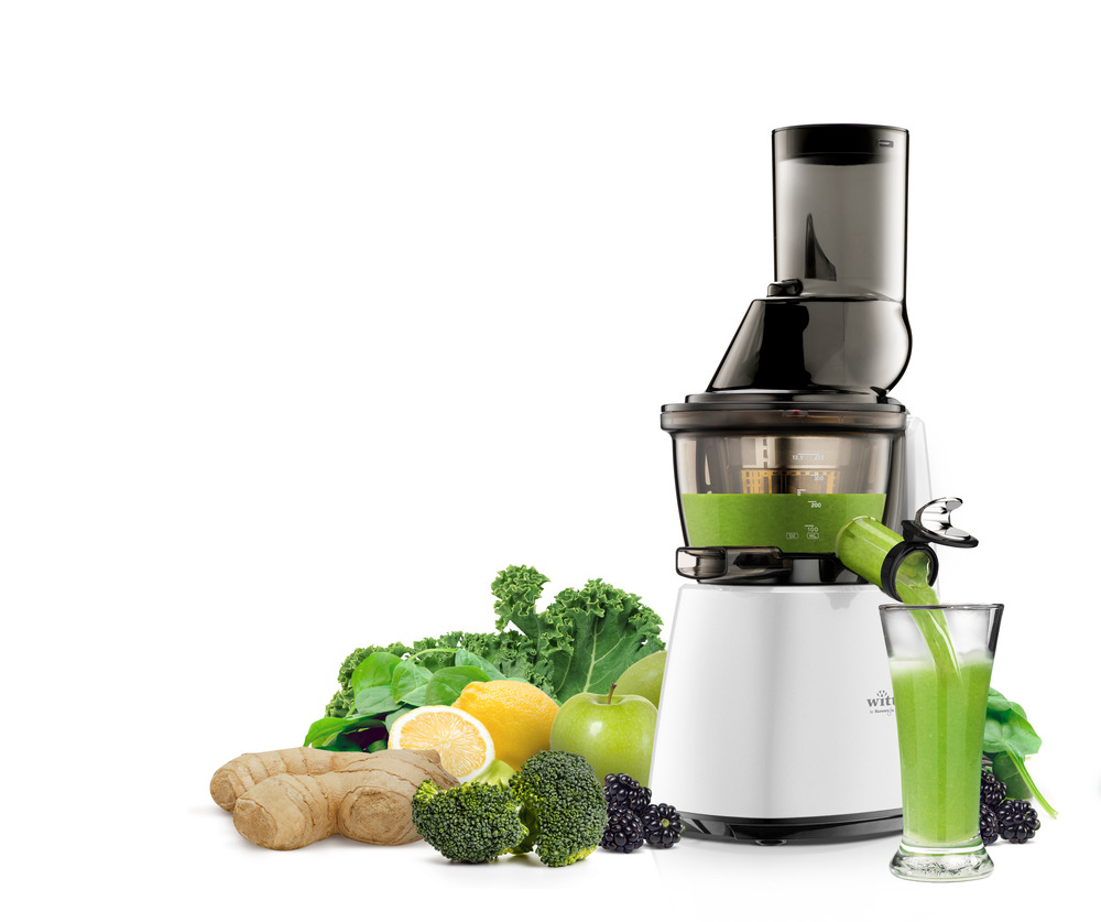 Rotel Slow Juicer Test : Kuvings C9600W slow juicer