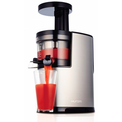 Test slow juicer