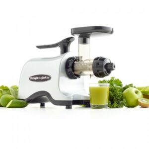omega twin-gear slow juicer