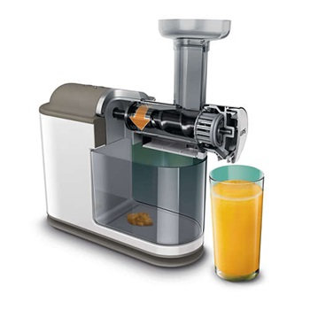 Slow Juicer Bedst I Test : Philips HR1894/80 slow juicer - Test, anmeldelser og priser